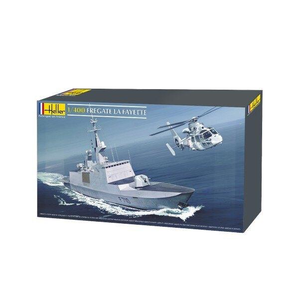 La Fayette Fregatte 1:400