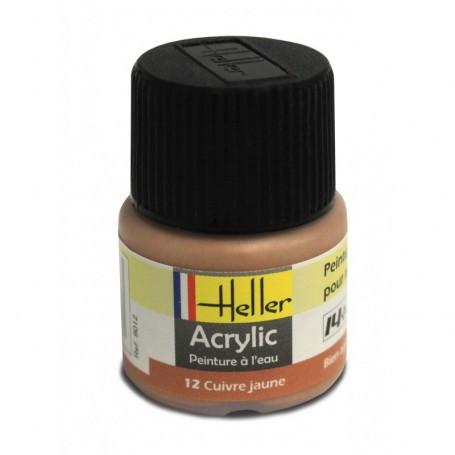 Copper gelb Acryl, 12ml