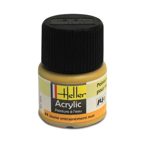 Trainer gelb Acryl, 12ml