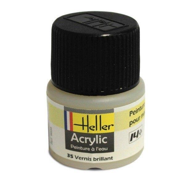 Acryl, glänzend, glänzend, 12ml