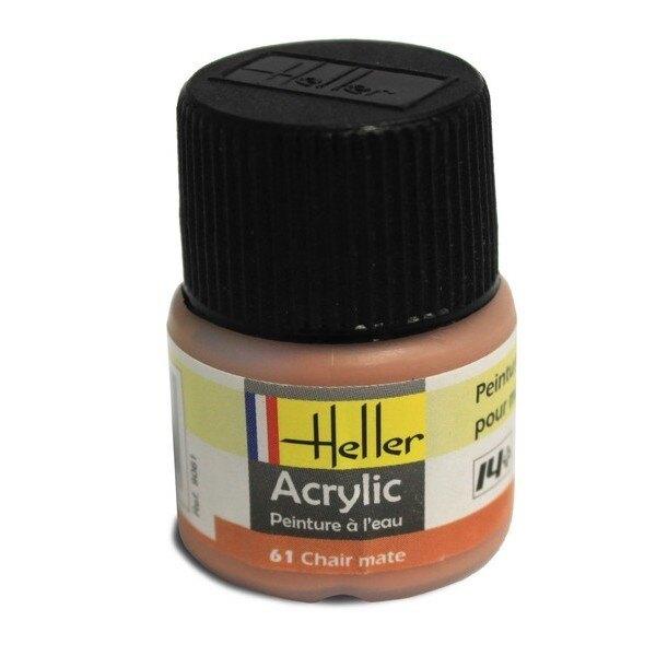 Acryl Fleisch, matt, 12ml