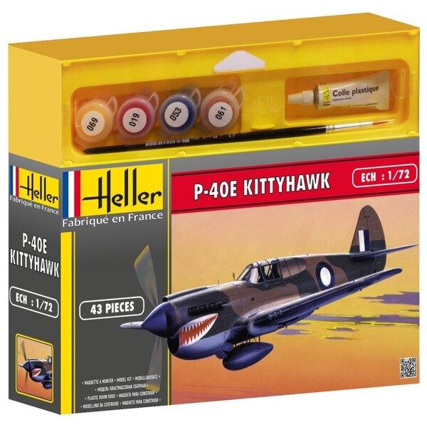 P- 40E KITTYHAWK