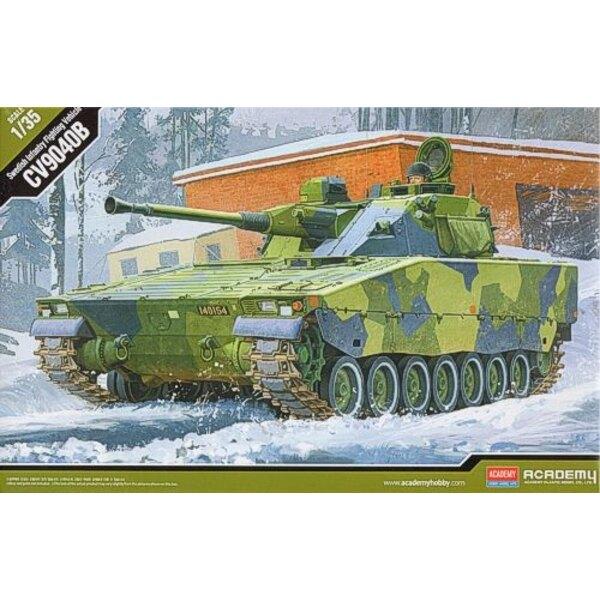 Schwedisches CV9040B Infanterie-Kämpfen-Fahrzeug