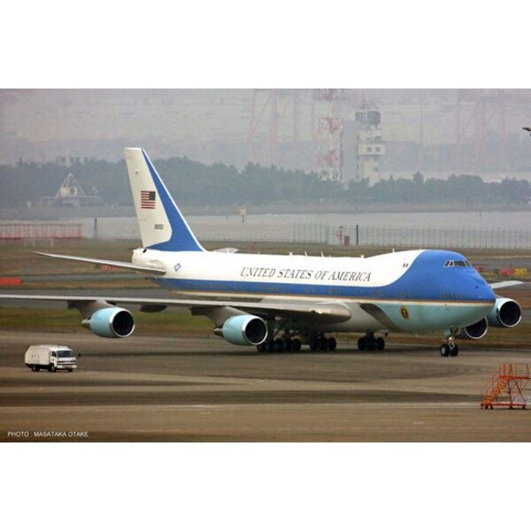 VC -25A Air Force One