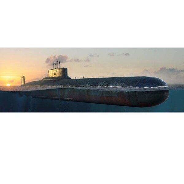 Avy russische Typhoon -Klasse SSB 0