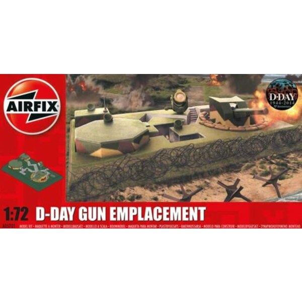 D-Day Gun Emplacement
