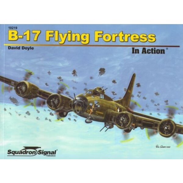Buch Boeing B -17 Flying Fortress ( in Action-Serie ) [B- 17E B -17F B -17G ]