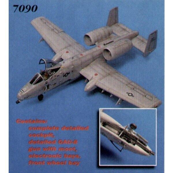 Details von Fairchild A-10A Thunderbolt (für Italeri-Modelle und Revell)