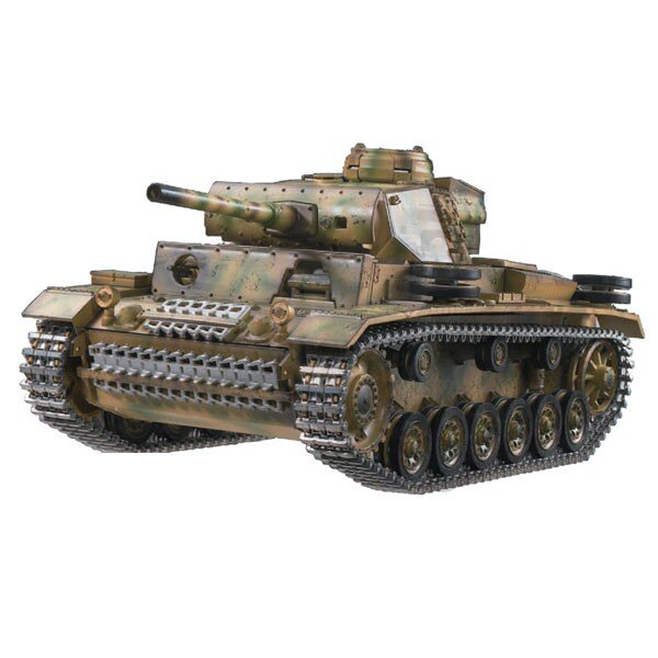CHAR RC2.4GHZ 1/16 PANTHER III (POP / RAUCH)