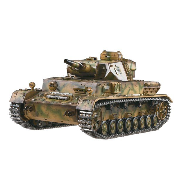 CHAR RC2.4GHZ 1/16 PANTHER IV AUSF.F1 METAL + (SOUND / RAUCH)