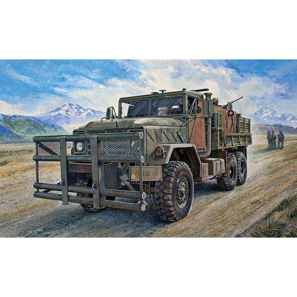 Hillbilly M923 Gun Truck