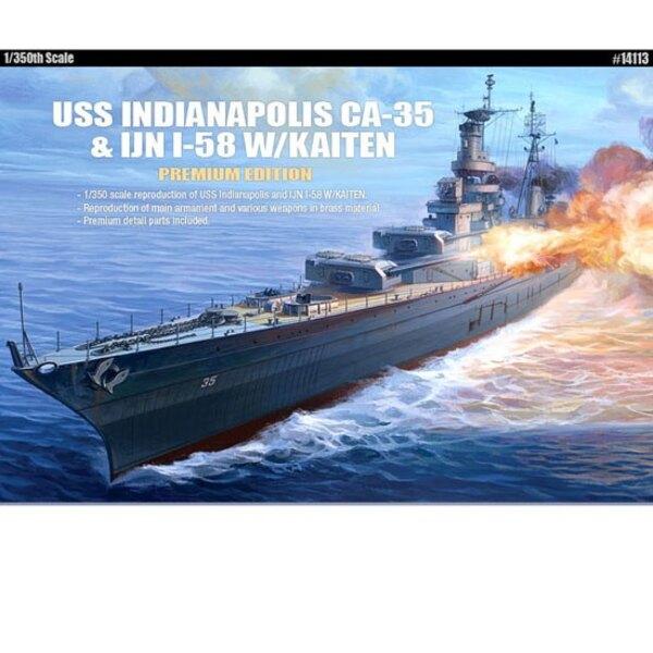 CA-35 Indianapolis Premium-Edittion 0