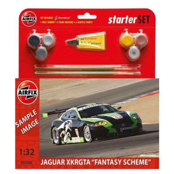 Jaguar XKRGT3 Fantasie Schema