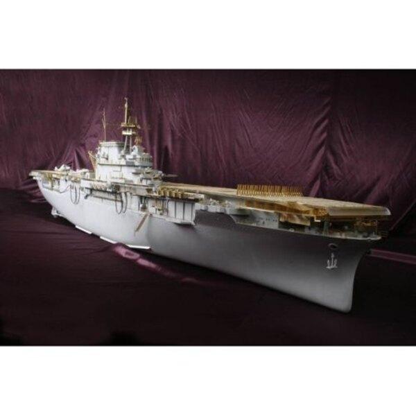 USS Hornet CV-8 DX-Pack (so konzipiert, dass die Landwirtschaft mit Merit und Trumpeter Kits)