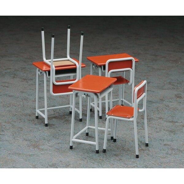 Tische und Stühle à © cole