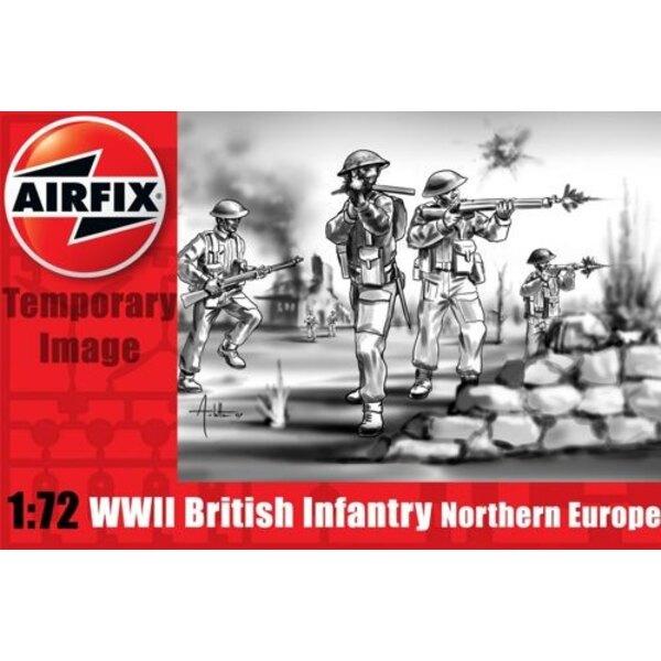 2WK-Britische Infanterie Nordeuropa