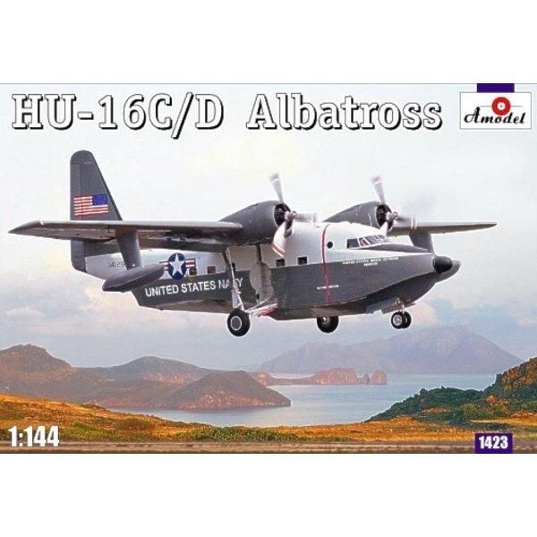 Flugboot von Grumman HU-16C/D Albatross / Wasserflugzeug