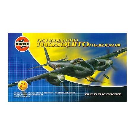 de Havilland Mosquito Mk.II/vi/xvIII
