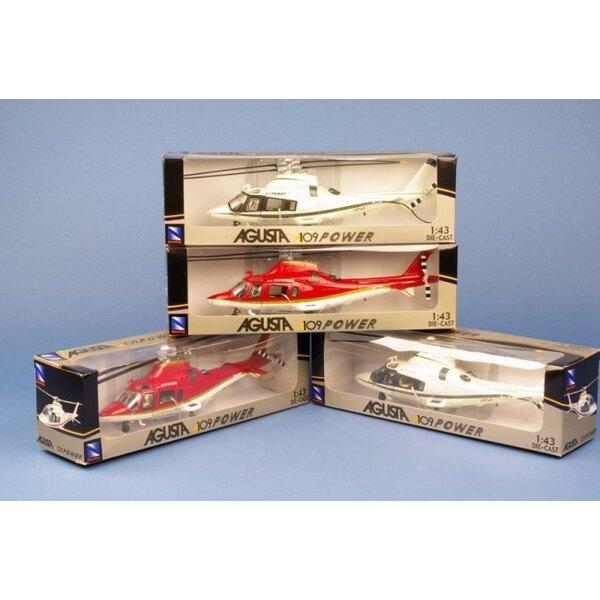 Agusta A.109 - Twin Set mit 2 Farben