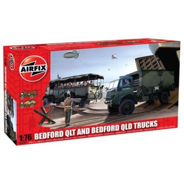 Lastwagen von Bedford QL - QLT & QLD