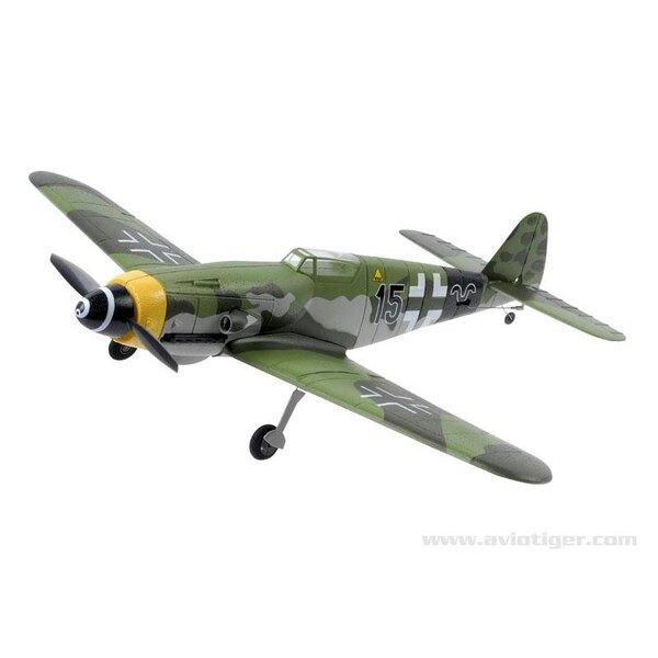 BF-109 MESSERSCHMITT 2.4 RTF M1