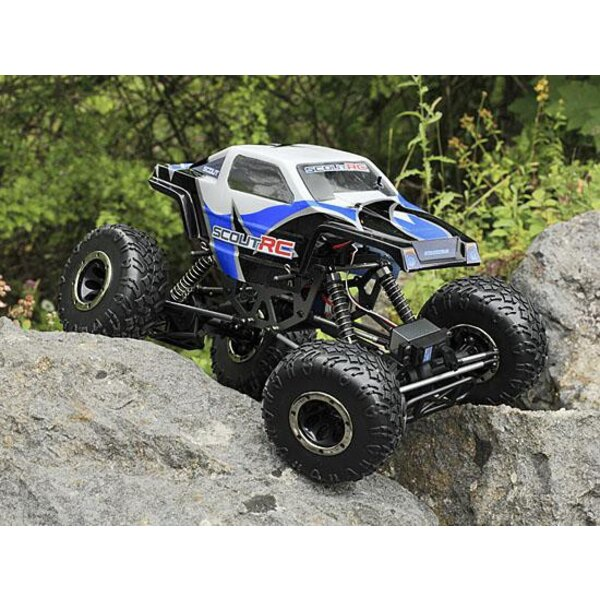 SCOUT RC CRAWLER 4WD RTR 2.4G
