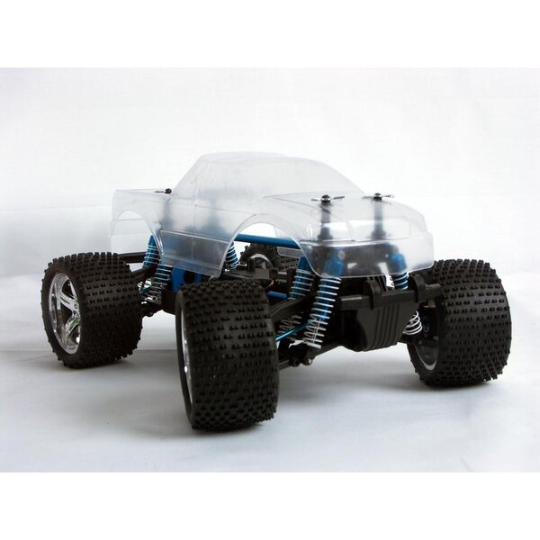 MONSTER XT PRO 4WD optioniert