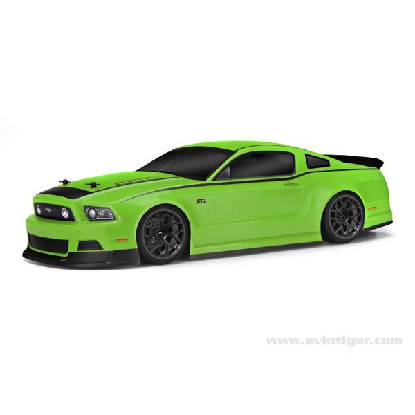 E10 RTR 2013 FORD MUSTANG