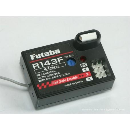 EMPFÄNGER R143F FM 27 MHZ Futaba 01000565