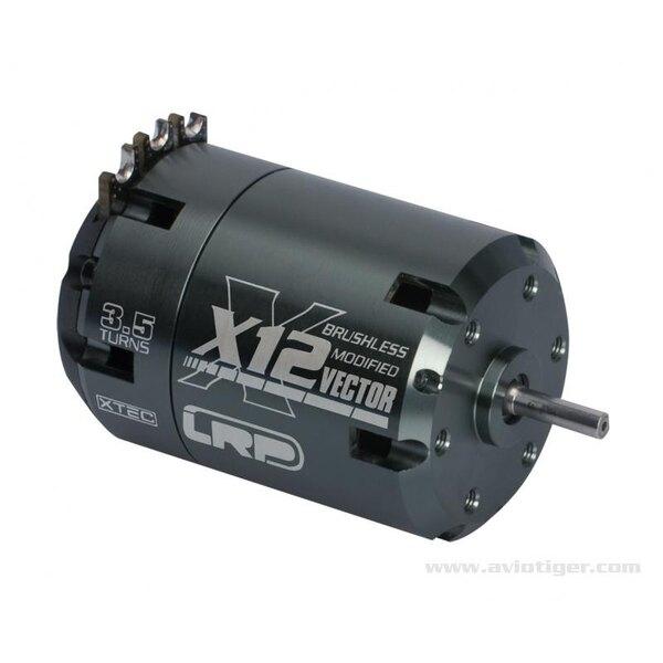 MOTOR VECTOR X12 Brushless 3,5 t