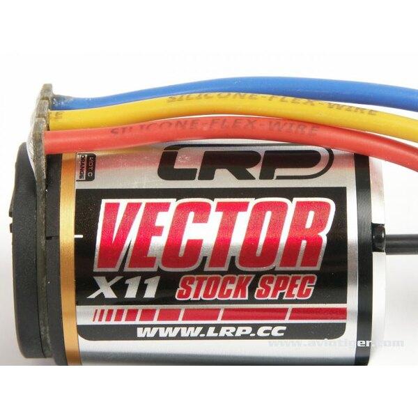 WORD VECTOR X11 Stock Spec 17.5T