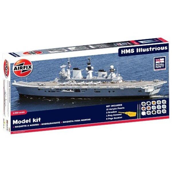 HMS Illustrious Geschenkpackung