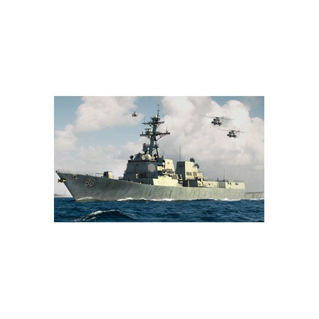 USS Forest Sherman DDG-98