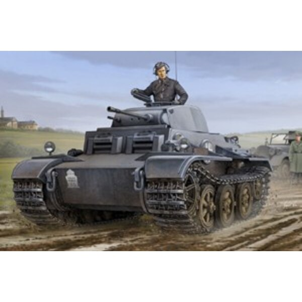 PzkpfwII Ausf JVK1601 Early