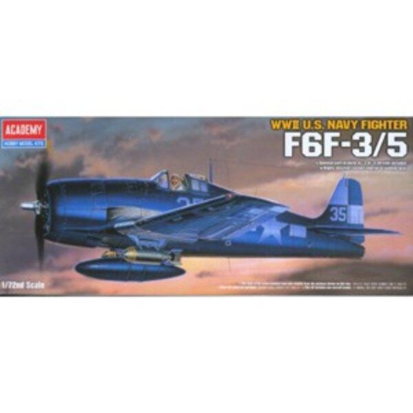Grumman F6F- 3/5 Hellcat F6F-