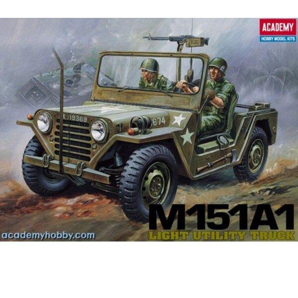 M151A1 Light Utility Truck