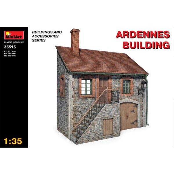 Bâtiment des Ardennes
