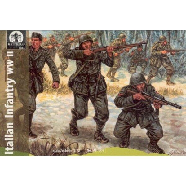 Infanterie italienne de la 2ème GM (ex Airfix)