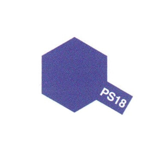 violet metal.poly.bombe 86018