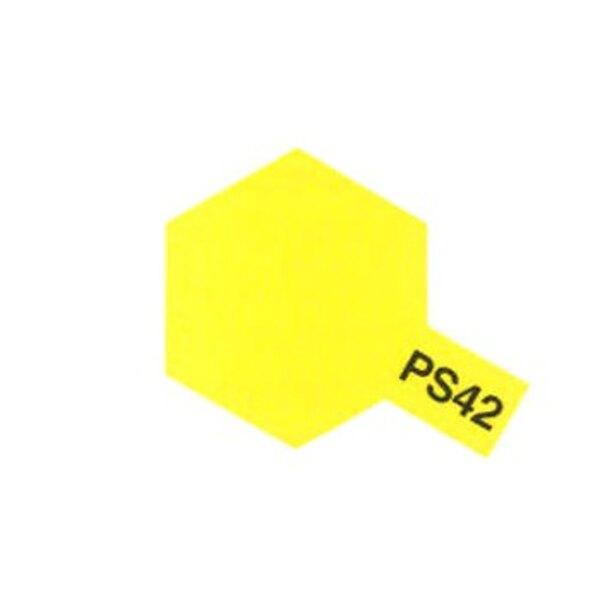 jaune translucide 86042