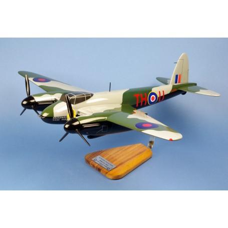 Mosquito FB.VI 418Sqn RCAF James Luma & Colin Finlayso