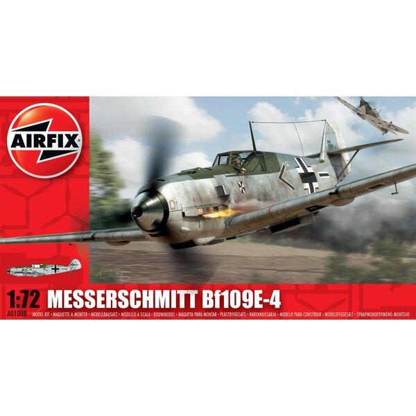 Messerschmitt Bf 109E-4 Dies ist ein neuer Abdruck!