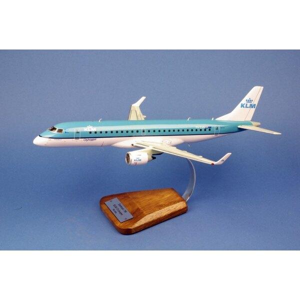 Embraer 190 KLM Cityhopper PH-EXA