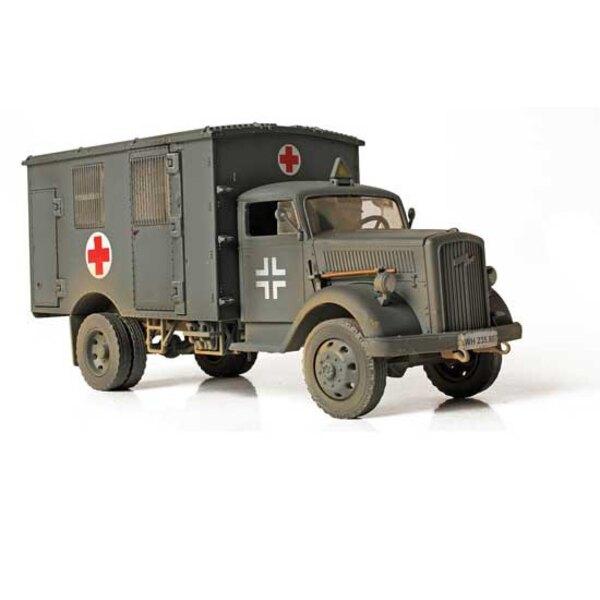 Deutsch Ambulance