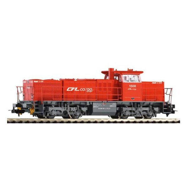 LOCOMOTIVE RED G1206 1508 CFL