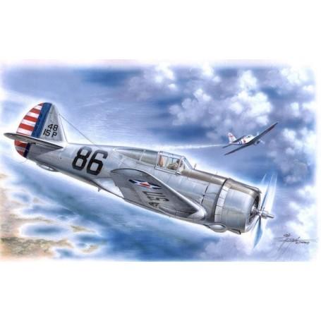 Neu aufgelegt!Curtiss P-36C Hawk.Die Curtiss P-36 war ein berühmter Kämpfer von der Firma Curtiss.In 1/32 Maßstab, ist es das