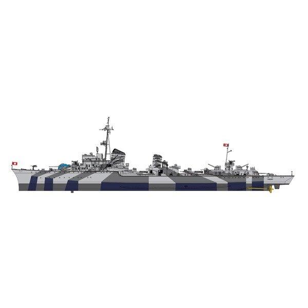 Deutsch Z-32 Destroyer