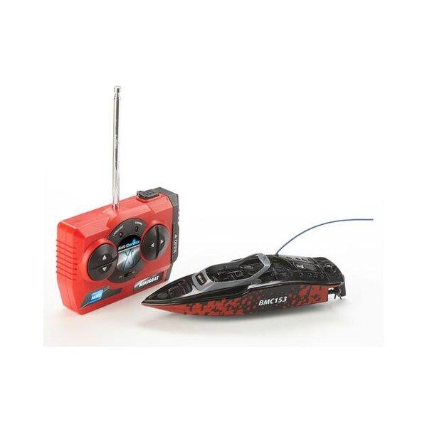 Mini Boot BMC153 schwarz-rot