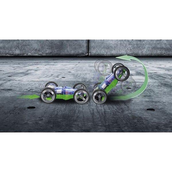 Stunt Car Two Side grün-blau