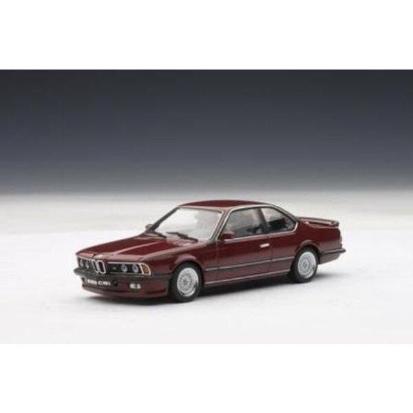 BMW M635 CSI ROUGE